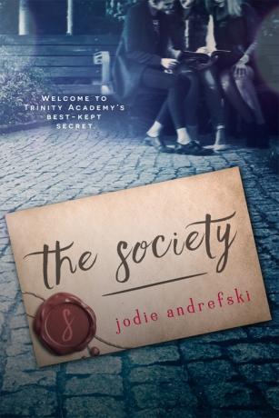 THE SOCIETY 500x700